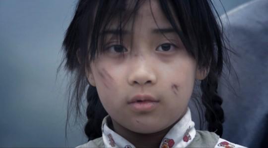 回宇导演中国首部大型抗战微电影《山门不倒》