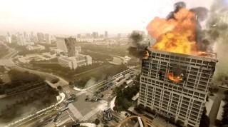 城市毁灭制作花絮