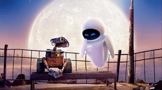 《机器人总动员》音乐MV
