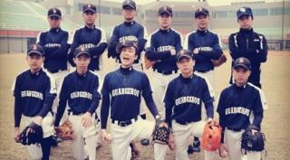 中国首部棒球励志微电影《子龙最后的夏天》