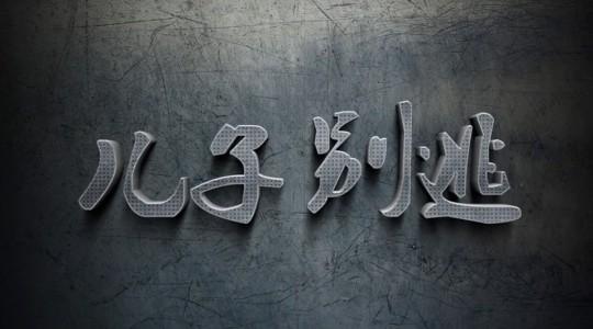 甘肃省公安厅微电影《儿子别逃》