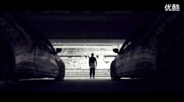 上海F1赛车场车手宣传短片