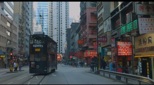 情感短片《一个人的香港》