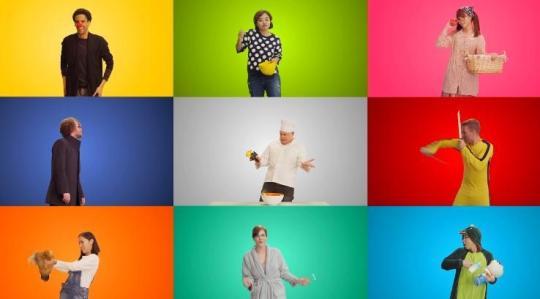 全球速卖通(AliExpress)5周年生日庆典创意短片
