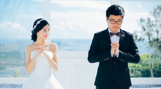 「 你的微笑 」 三亚旅行 婚纱MV 壹时光