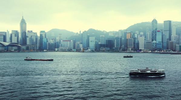 看不尽的香港