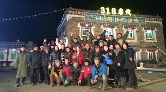 北京电影学院毕业短片《再见318》
