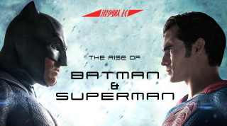 【混剪队长】The Rise Of Batman & Superman