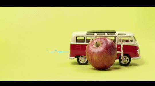 创意视频《苹果塔》