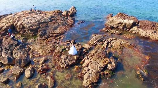 《航拍中国系列》-最美深圳:杨梅坑