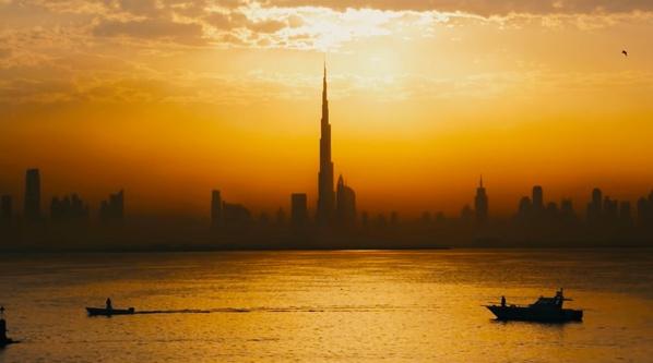 《迪拜记实录》