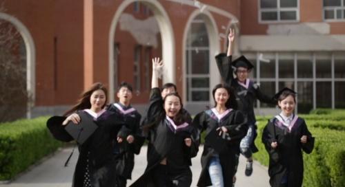 毕业季 2016河北大学