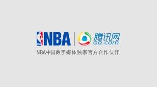 腾讯NBA 一镜到底,实拍加三维制作合成