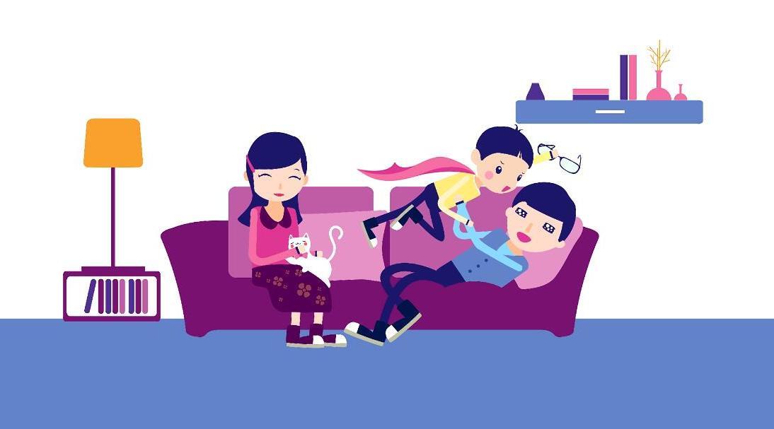 mg动画公益广告《看好你的手机》图片