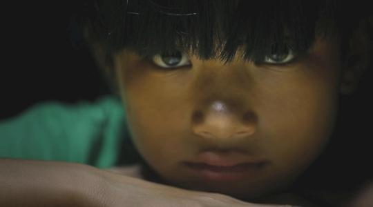 中国首部大型儿童民族题材纪录片《我是中国的孩子》预热片