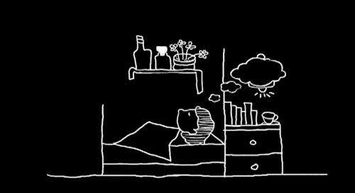 南师大毕设动画《食梦》