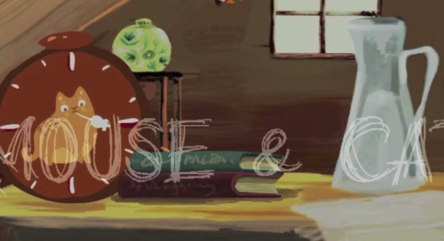 南师大毕设动画《猫和老鼠》