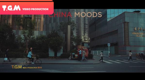 记录短片《北京街头》