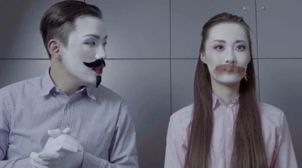 中国传媒大学2011级导演系毕业作品《胡子升职记》 Ms Mustache
