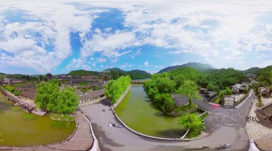 新片场VR《古北水镇全景旅游体验》