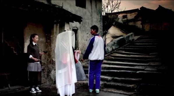 上海温哥华电影学院学生短片《桥》