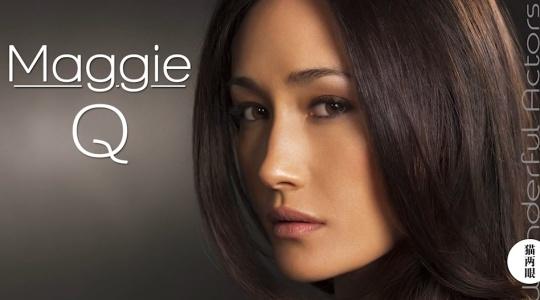 Maggie Q李美琪多年来影片集锦混剪来袭,以前和现在的!