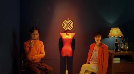 中国美术学院魔幻色彩短片《早安,再见》
