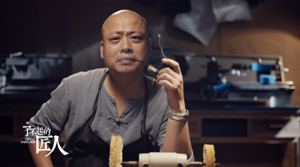烟斗老炮儿雷州陈,汪涵、周迅、崔永元都是他的粉