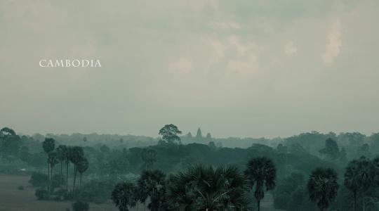 柬埔寨旅游形象篇