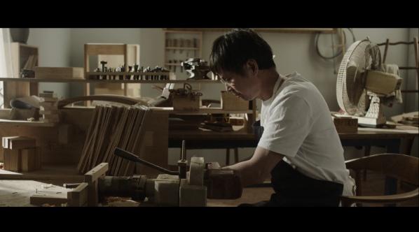 《工匠艺人》一生的木工