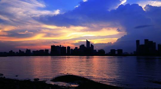 360度看杭州钱江新城