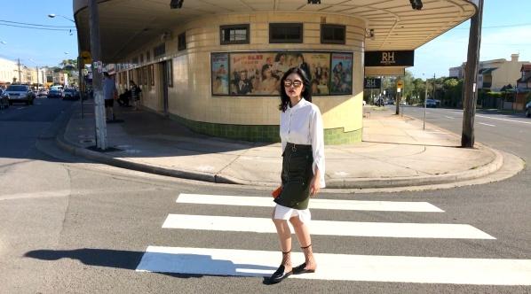 淘宝自创女装品牌Audrey Wang