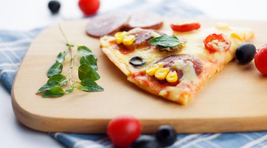 玩转一下「超级至尊披萨」