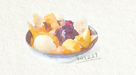 『 浅食记』04: 关东煮.
