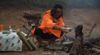 【路边野餐】一节竹筒饭,百里清风香