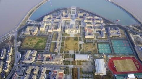 飘洋过海匆匆一暼-----新城.长峙岛.浙江海洋大学