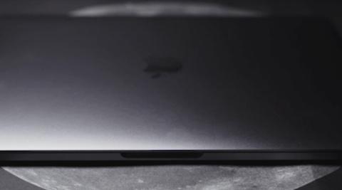 自制:MacBook广告