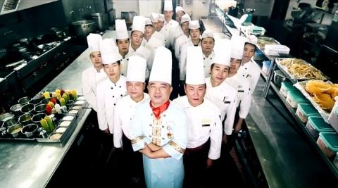 《厨师之歌》--二七粤海