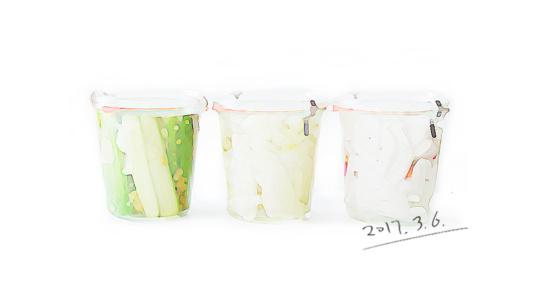 『 浅食记』05:渍蔬菜