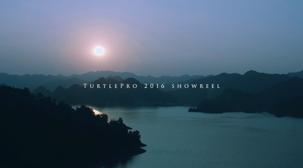 TurtlePro 2016 Showreel