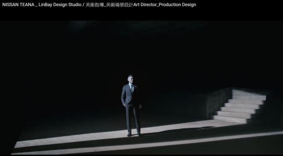 NISSAN TEANA _ LinBay Design Studio / 美術指導