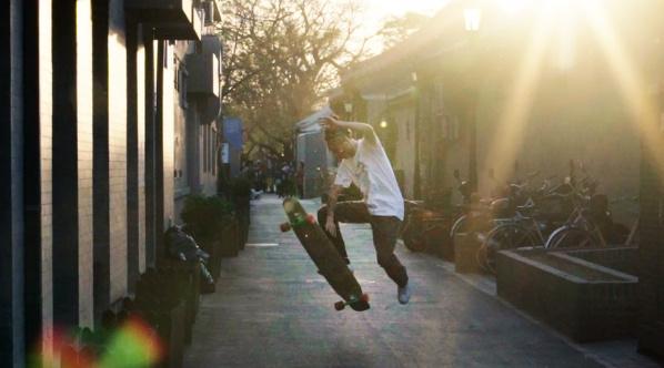【感物】| 34 踩着滑板去干点有意义的事