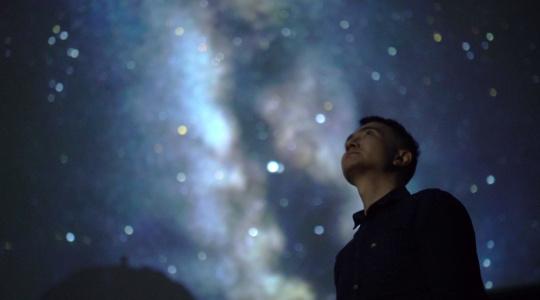 【感物】| 37 星空摄影师Steed