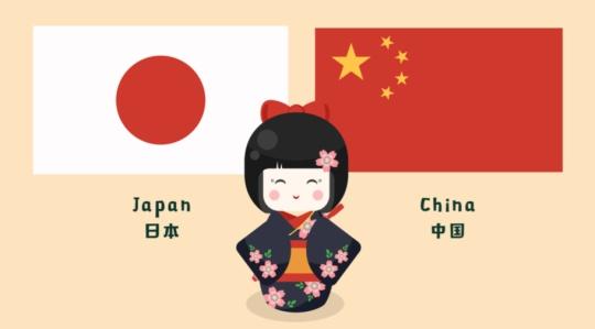 日本领事馆MG动画
