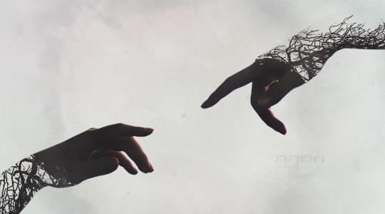 安隆影视二次曝光创意短片《你的身体是个仙境》