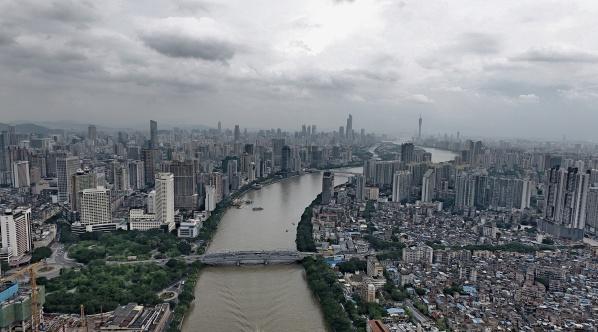 在这里记录广州 也爱上广州 4K
