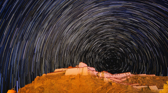 在这里看见世界之巅—西藏星空延时摄影 4K