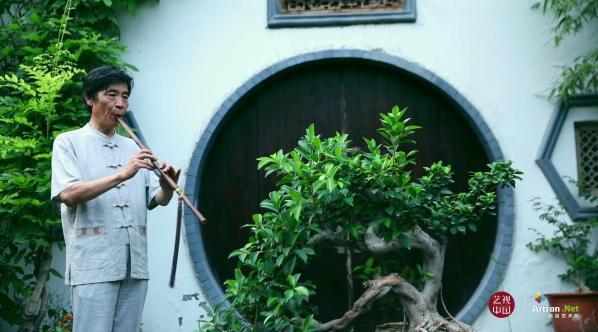艺视中国丨关山月弟子,儿时和齐白石为邻,背后故事惊人 陈欣