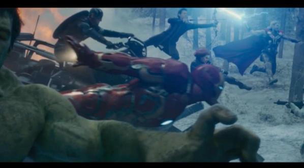 """【混剪】漫威超英系列混剪""""Avengers Attack"""""""