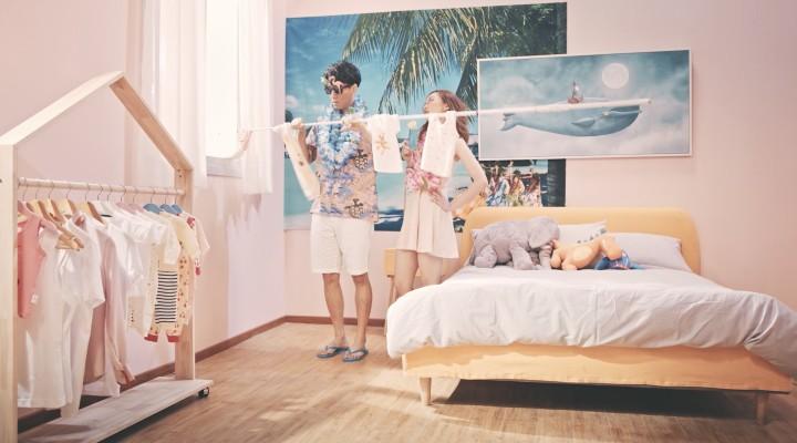三洋洗衣機病毒廣告